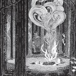 illustrasjon av Tolkien